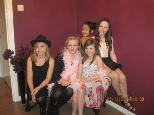 Pamper Party at Park Row Hair and Beauty