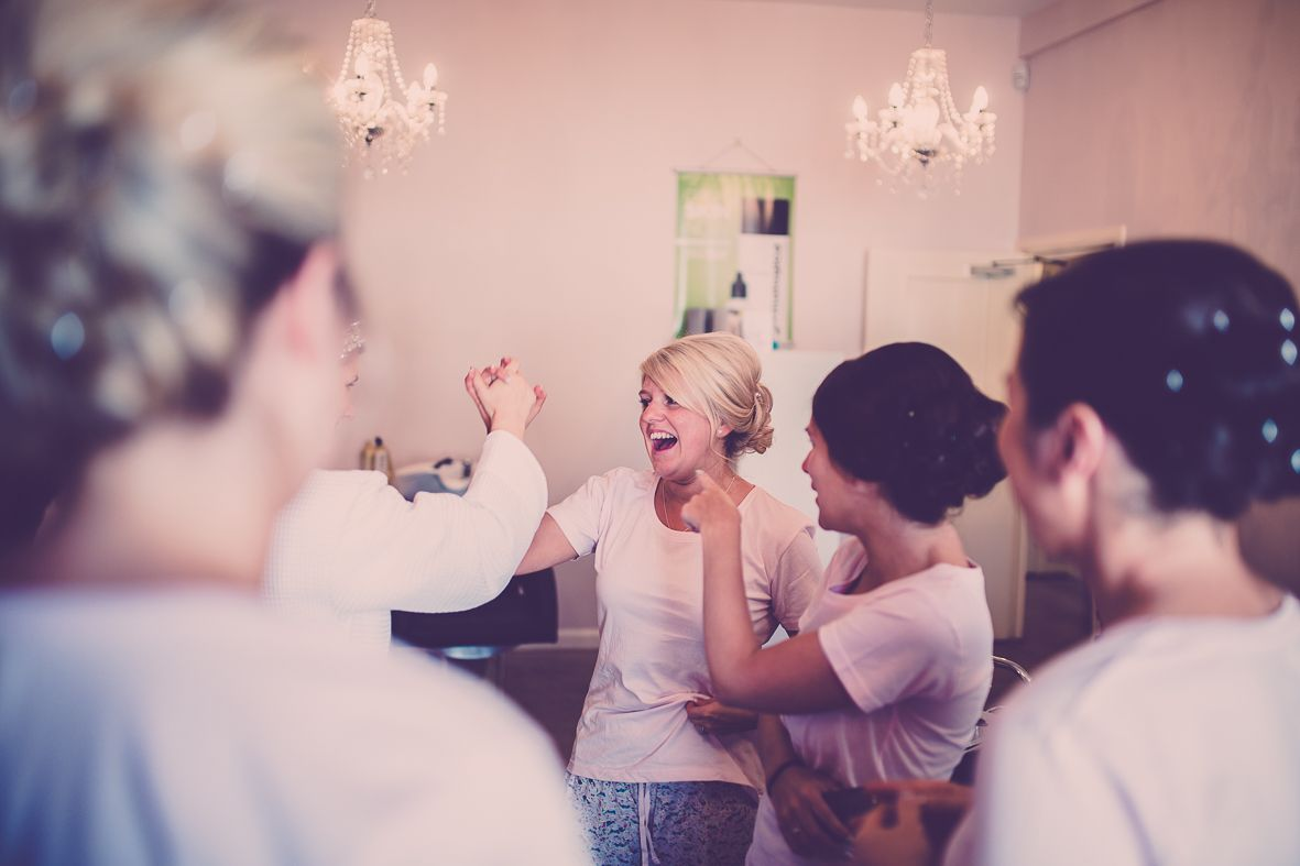 Pre Wedding Pamper Parties for Hens at Park Row Hair and Beauty